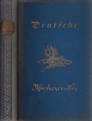 Deutsche Meisternovellen