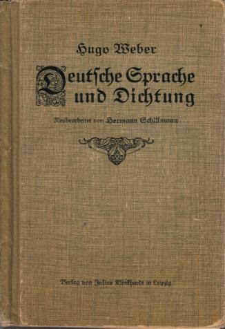 Deutsche Sprache und Dichtung