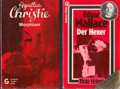Morphium - Der Hexer 2 Bücher