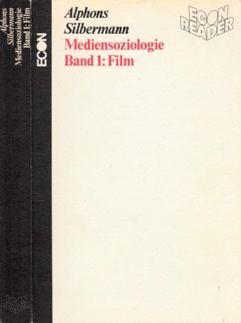 Mediensoziologie - Band 1: Film