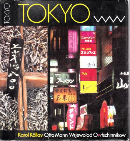 Tokio - Metropole auf schwankendem Grund Mit 165 Bildern von Karol Kallay