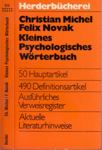 Kleines Psychologisches Wörterbuch