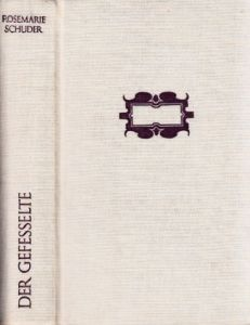 Der Gefesselte - Das Leben Michelangelos 1500 - 1527 Mit 1 Frontispiz, 16 Abbildungen und 1 Zeittafel