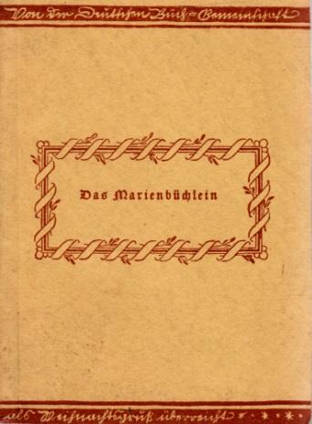 Das Marienbüchlein - 60 Meisterwerke der Malerei