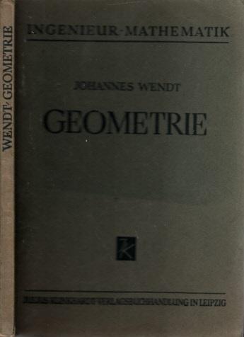 Geometrie - Ingenieur-Mathematik