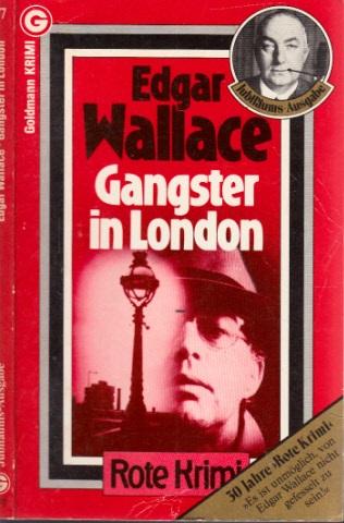 Gangster in London Jubiläums-Ausgabe Goldmann Krimi