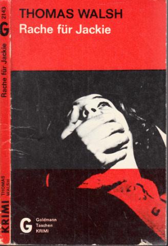 Rache für Jackie Kriminalroman