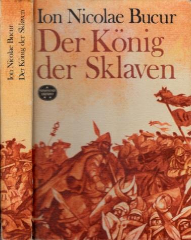 Der König der Sklaven Illustrationen von Harri Förster