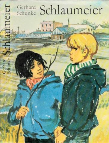 Schlaumeier Illustrationen von Hans Mau