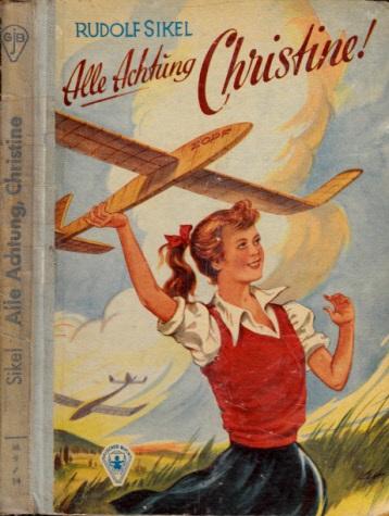 Alle Achtung Christine! - Zopf in den Wolken