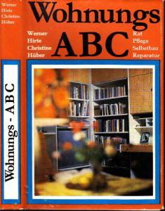 Wohnungs-ABC Zeichnungen Christine Hüber, Wolfgang Würfel