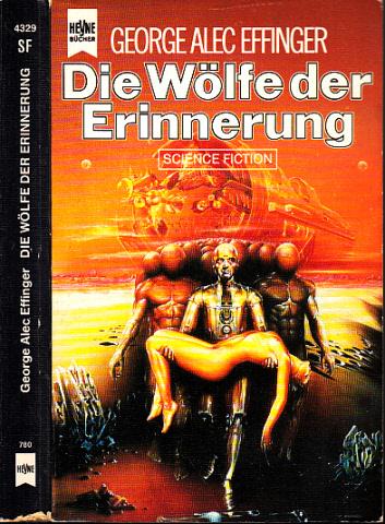 Die Wölfe der Erinnerung - Science Fiction Roman