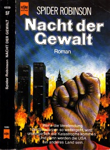 Nacht der Gewalt - Science Fiction