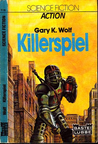 Killerspiel - Science Fiction-Roman