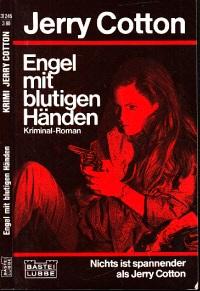 Engel mit blutigen Händen - Kriminal-Roman