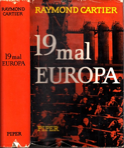 Neunzehn mal Europa