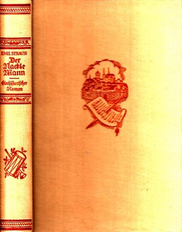 Der nackte Mann - Ein historischer Roman