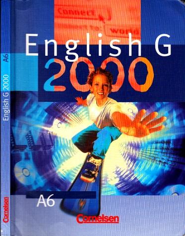 English G 2000 Band A 6 - für das 10. Schuljahr an Gymnasien
