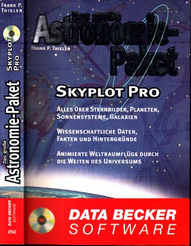 Das große Astronomie-Paket Skyplot Pro - ohne CD-ROM