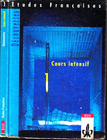 Cours intensif 1 für den schulischen Französischunterricht - Etudes Francaises - Decouvertes 0