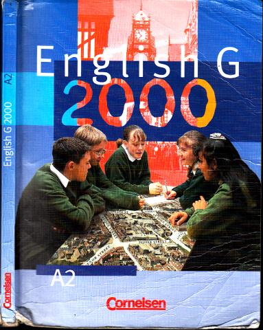 English G 2000 A 2 für das 6. Schuljahr an Gymnasien 0
