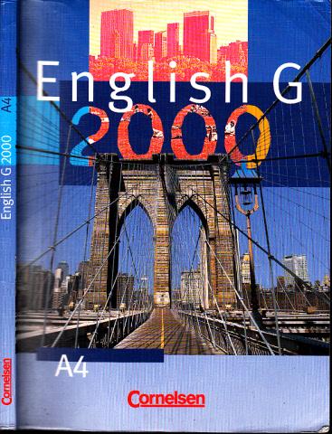 English G 2000 A 4 für das 8. Schuljahr an Gymnasien
