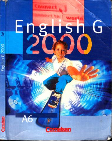 English G 2000 A 6 für das 10. Schuljahr an Gymnasien 0
