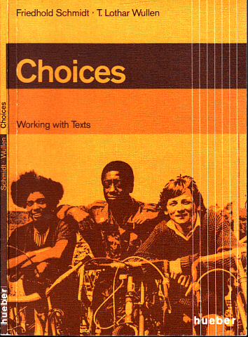 Choices - Working with Texts 0