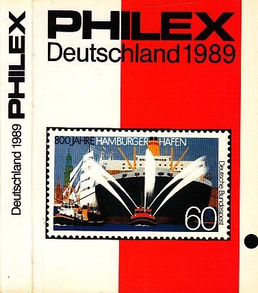 Philex Deutschland 1989 Deutschland Briefmarken Katalog 1999 Nr