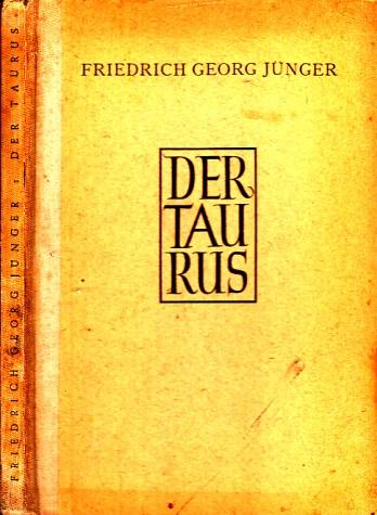 Der Taurus - Gedichte