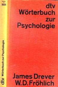dtv-Wörterbuch zur Psychologie 0