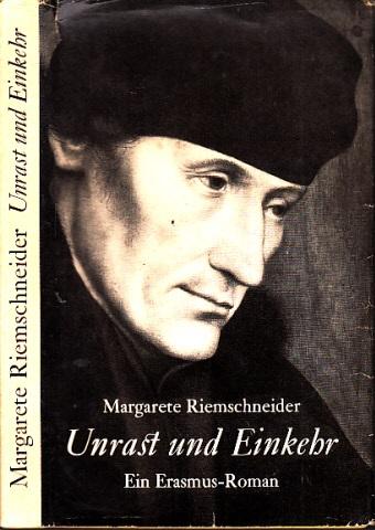 Unrast und Einkehr - Ein Erasmus-Roman 0