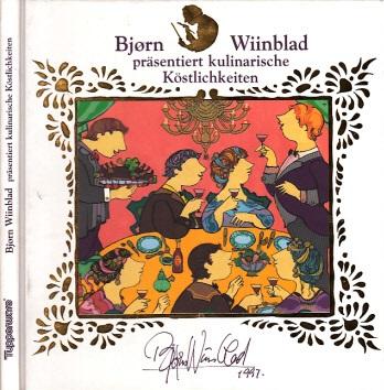 Björn Wiinblad präsentiert kulinarische Köstlichkeiten - Ein kulinarischer Almanach von Tupperware Deutschland 0