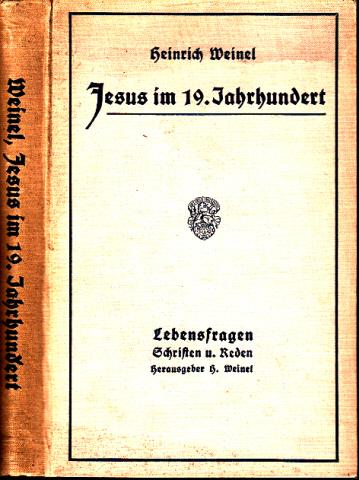 Jesus im neunzehnten Jahrhundert 0