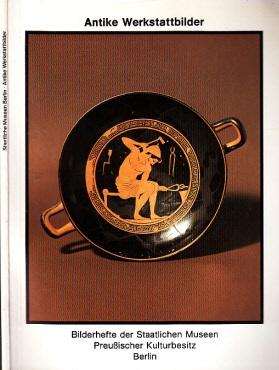 Antike Werkstattbilder