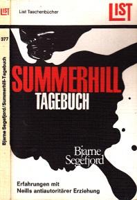 Summerhill-Tagebuch - Erfahrungen mit Neills antiautoritärer Erziehung 0