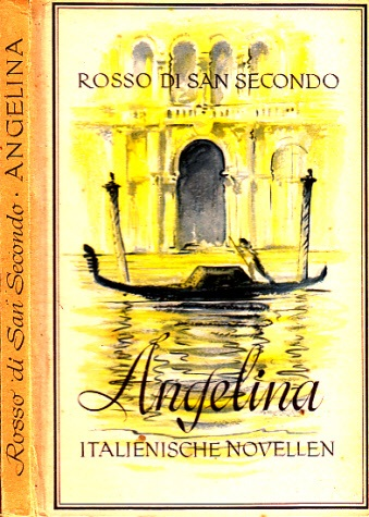 Angelina - Italienische Novelle Mit Zeichnungen von Ludwig Mayer-Reck