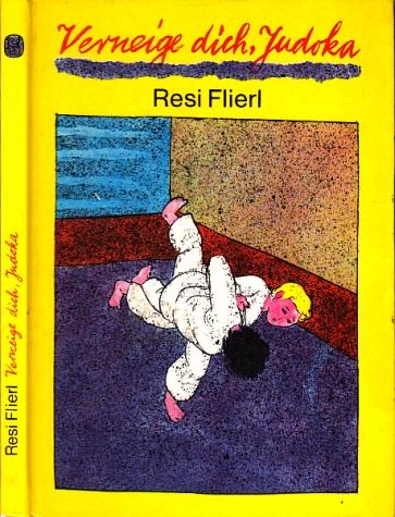 Verneige dich, Judoka Illustrationen von Eberhard Neumann