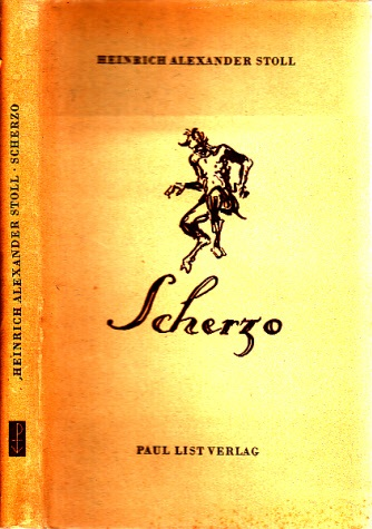 Scherzo - Fünf Erzählungen um die Kunst