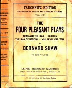 Collection of British Authors - The four pleasant Plays