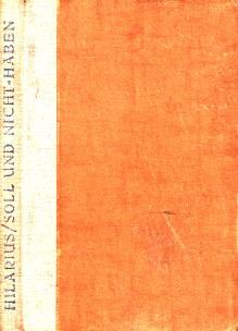 Soll und Nicht-Haben - Lustiges aus der Spedition - gesammelte Aufsätze aus der H.V.Z. Hafen-Verkehrs-Zeitung 1927-1930
