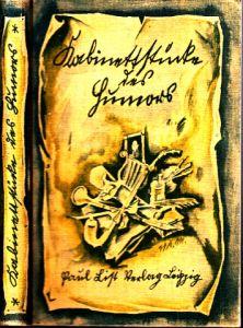 Kabinettstücke des Humors - 1. Band Mit 8 Originallithographien von Hans Alexander Müller