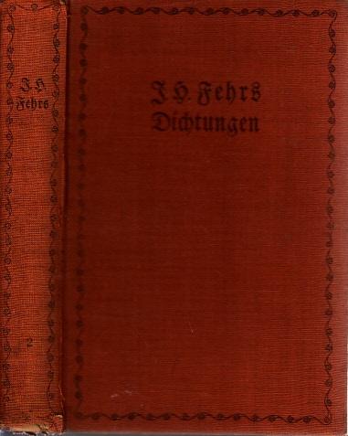 Gesammelte Dichtungen in vier Bänden - zweiter Band