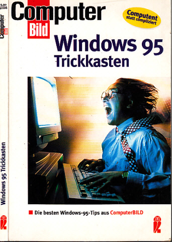 Windows 95 Trickkasten - Die besten Wiiidows-95-Tips aus ComputerBILD