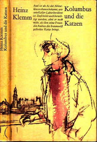 Kolumbus und die Katzen Illustrationen von Gitta Kittner
