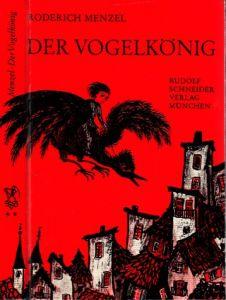 Der Vogelkönig - Märchen für Kinder und alle, die Kinder lieben Zeichnungen und Einbandentwurf von Johanna Sengler