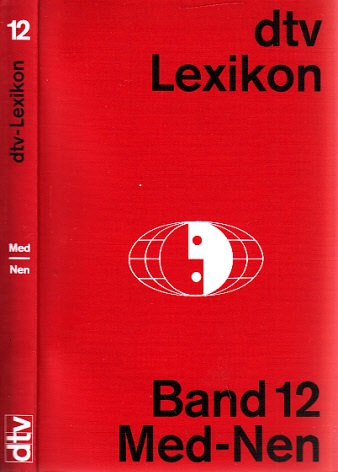 dtv-Lexikon in 20 Bänden - Band 12: Med-Nen