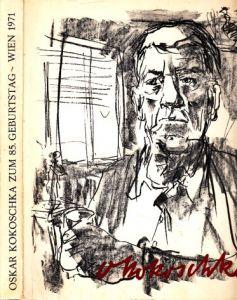 Oskar Kokoschka zum 85. Geburtstag Österreichische Galerie im oberen Belvedere Wien, 27. April bi s 16. Juni 1971