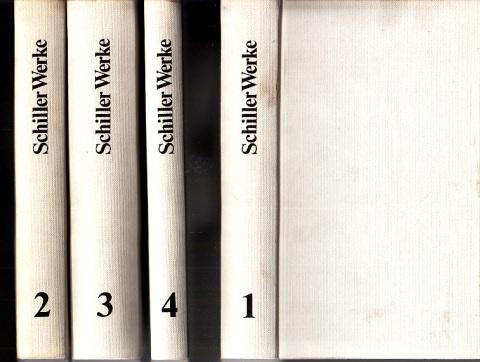Werke in vier Bänden - Friedrich Schiller