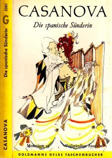 Die spanische Sünderin - Memoiren 19